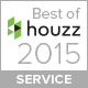 best of house 2015 service award